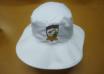 Embroidered Surf Hat