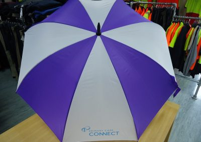 Umbrella 1 colour print