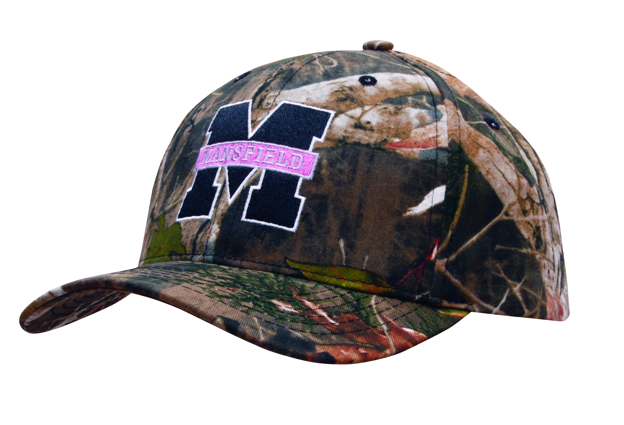 True Timber Camouflage 6 Panel Cap