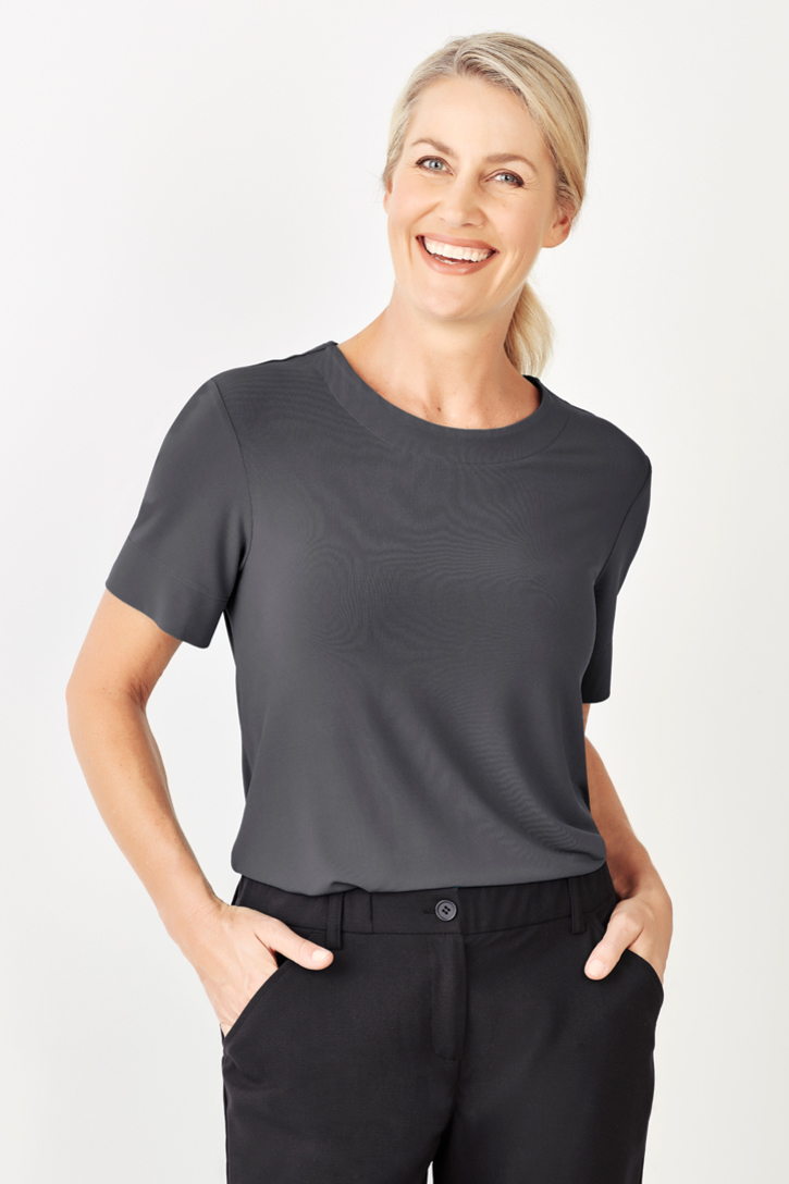 Womens Soft Jersey T-Top