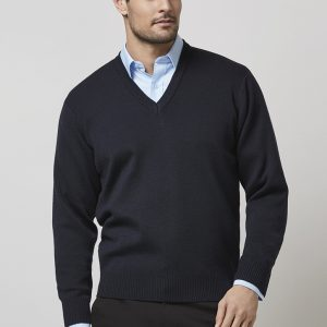 Mens Woolmix Pullover