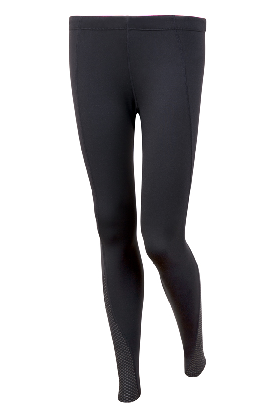 Ladies AVA Nylon/Spendex Full Length Leggings