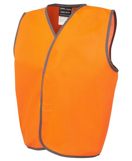 Kids Hi Vis Safety Vest