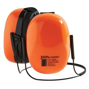 32dB Ear Muffs With Neck Band