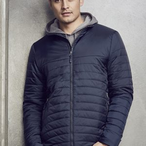 Mens Expedition Quilted Jacket