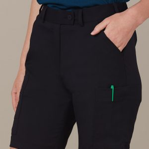 M9442 LADIES UTILITY CARGO SHORTS