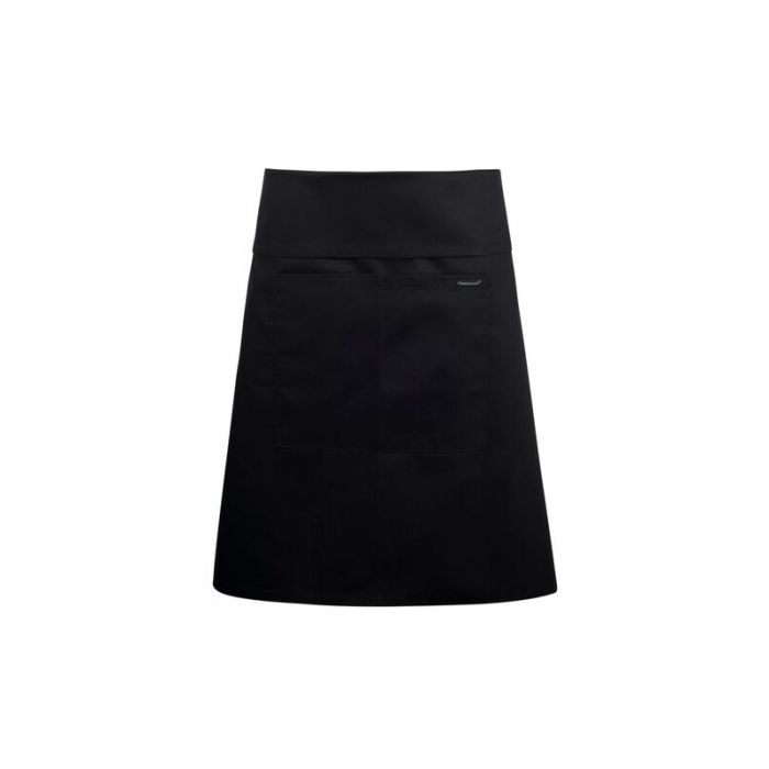 HALF APRON WITH POCKET AND FOLD OVER