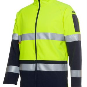 Hi Vis |D+N| Softshell Jacket