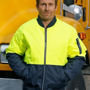 SW06A Hi-Vis TWO TONE FLYING JACKET