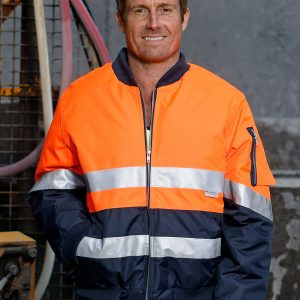 SW16A Hi-Vis TWO TONE FLYING JACKET