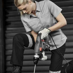 Womens Lightweight Tradie S/S Shirt